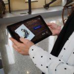 Spazio Geco gaming tablet