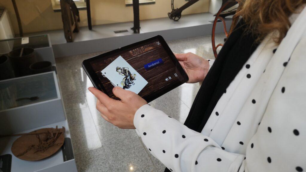 Gamification al Museo delle Grigne